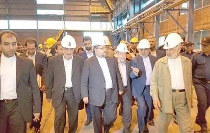 تکمیل زنجیره تولید یکی از اولویتهای رشد صنعت فولاد است