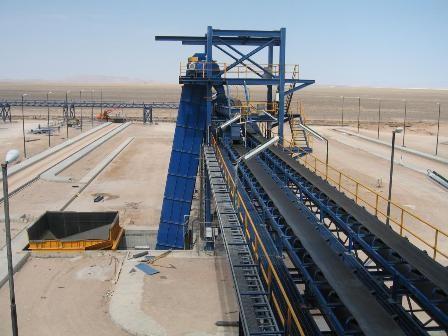 افزایش صادرات سنگ آهن بندر هدلند استرالیا