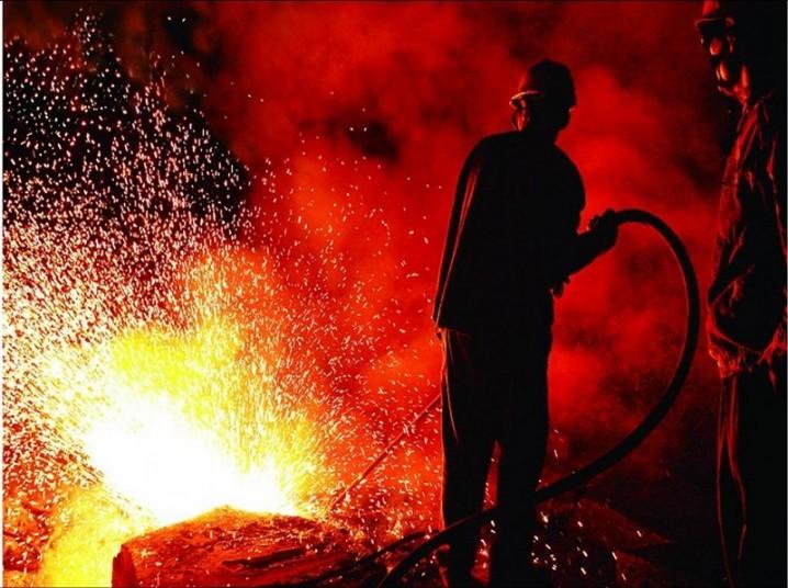 بررسی عوامل مهم در روند رو به رشد تولید فولاد