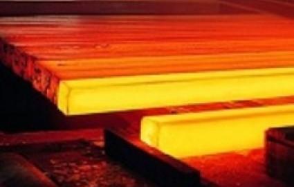 افزایش ۱۴ درصدی تولید شمش فولادی کشور