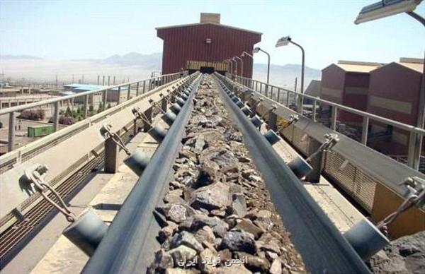 رشد 86 درصدی قیمت سنگ آهن در سال میلادی جاری