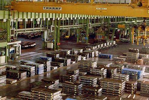 چین باز هم بازار فولاد اروپا را به چالش کشاند