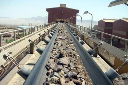 کاهش صادرات سنگآهن هند