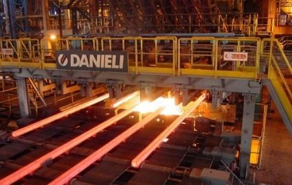 رشد ۱۳ درصدی تولید فولاد خام ایران