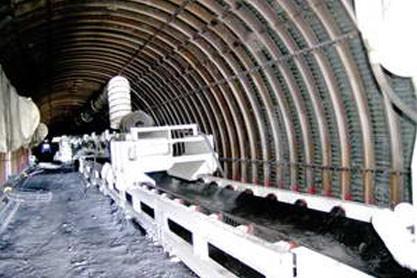 استخراج بیش از یک میلیون تن ذغال سنگ خام در طبس