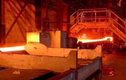 رشد تولید فولاد خام ایران در شرایط افت تولید جهانی