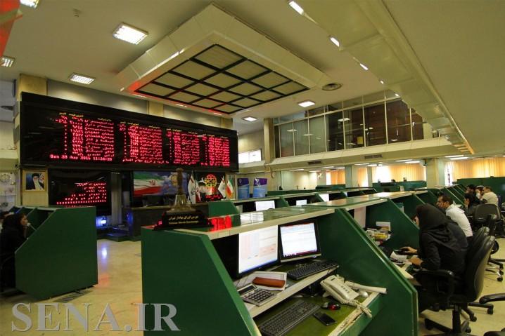 بیش از یک میلیارد برگه دارایی مالی در بورس تهران تغییر مالکیت دادند