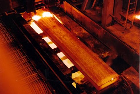 صادرات فولاد اروپا رو به افزایش