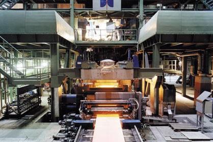 دست یابی به دانش فنی تعمیر اساسی کوپلینگهای اسپیندل رافینگ نورد گرم در فولادمبارکه