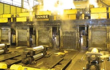 بی نیازی فولاد مبارکه از واردات روغنهای نورد