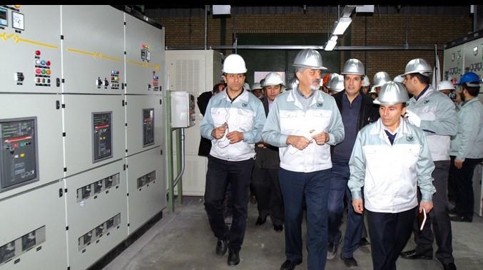 دکتر سبحانی: پست های برق شرکت فولاد مبارکه برای تولید 7.2میلیون تن فولاد خام تقویت شد
