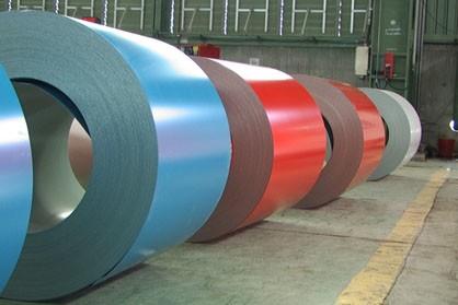 تولید ورقهای « رنگ چروک » در فولاد مبارکه اصفهان