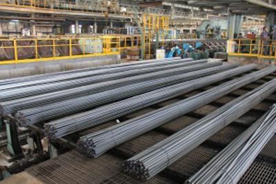 واردات فولاد به امریکا همچنان رو به بالا