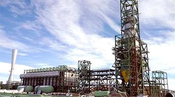 تولید روزانه آهن اسفنجی در فولاد سپیددشت رکورد زد