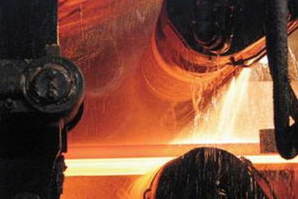 صدور اولین محموله میلگرد ذوب آهن اصفهان به انگلستان