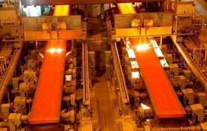 چرخ تولید در گروه ملی صنعتی فولاد اهواز به حرکت افتاد
