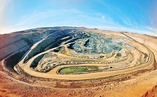 تسلط استرالیا و برزیل بر بازار سنگآهن جهان