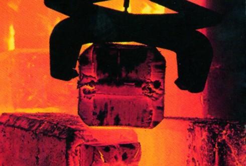 کاهش تولید فولاد امریکا در تعطیلات سال نو