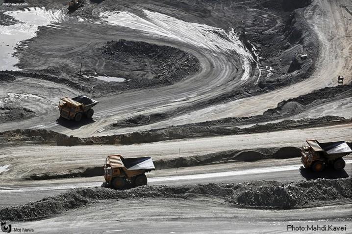 موجودی سنگ آهن بنادر چین کمی کاهش یافت