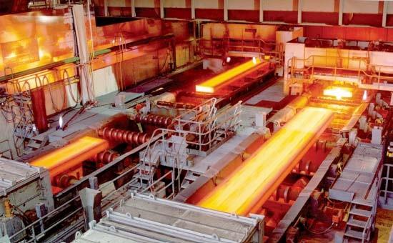 صنعت فولاد متاثر از بازار و سياستهاي جهاني