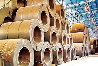 رشد اندک نرخ فولاد