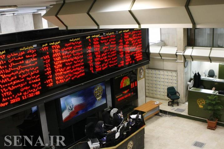 ارزش معاملات بورس تهران از 942 میلیارد ریال عبور کرد