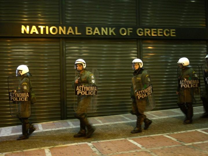 نیاز 14 میلیارد یورویی بانکهای یونانی