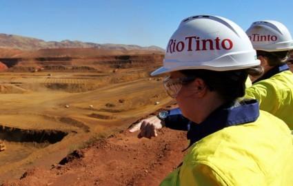 حاشیه سود ۶۰ درصدی ریوتینتو در بخش سنگ آهن!