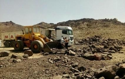 عملیات حفاری از ۳ زون معدنی اردبیل آغاز شد