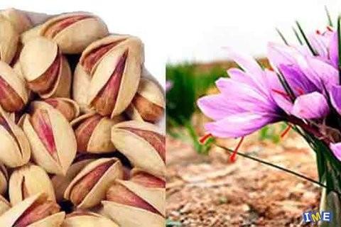 ساماندهی بازار پسته و زعفران ایران با عرضه در بورس کالا