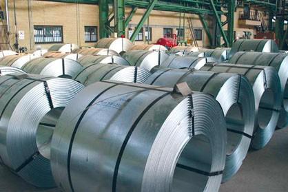 رشد تولید فولاد در اوکراین