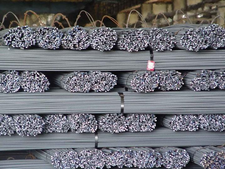 قیمت آهن ,میلگرد 1396/04/25