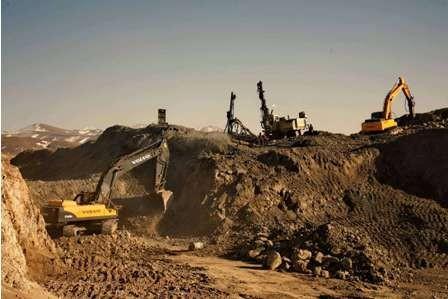 ظرفیت تولید سنگ آهن ایران رو به افزایش