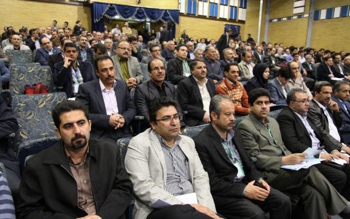 حضور ذوب آهن اصفهان در همایش ملی مصرف بهینه آب در صنعت