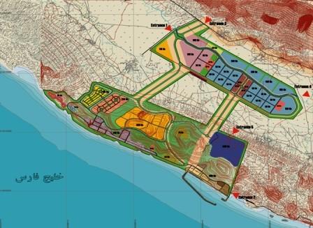 اقدامات زیرساختی در مناطق ویژه اقتصادی خلیج فارس و لامرد