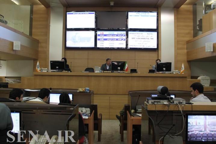 بیش از 154 هزار تن انواع فرآورده های نفتی و پتروشیمی در بورس کالای ایران