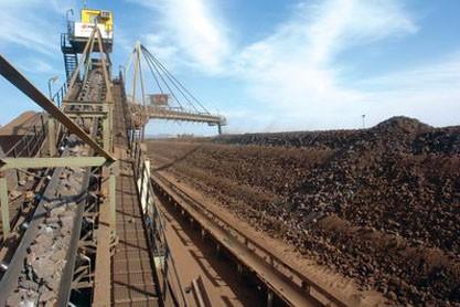 قیمت سنگآهن تا سال آینده نصف میشود