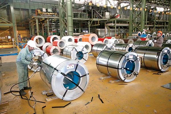 اثر پذیری معکوس در بازار فولاد