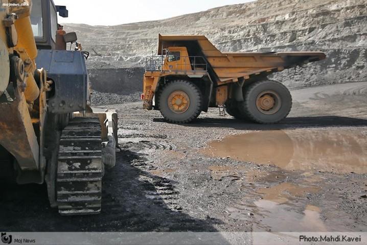 استخراج کانه های فلزی، شاخص تولیدکننده معدن را بالا برد