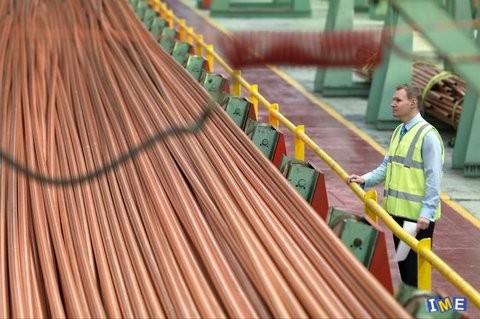 تولید فلز سرخ در مسیر سبز