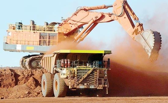 بازار سنگ آهن در ثبات