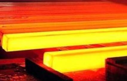 افزایش ۱۶ درصدی تولید شمش فولاد در مرداد