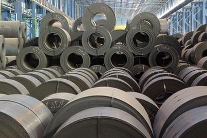 ورود تجهیزات جدید به کارخانه فولاد قاین