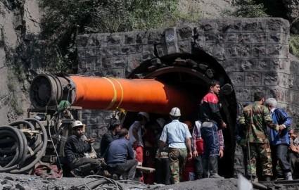 ۲ کشته و مصدوم ناشی از انفجار در معدن زغالسنگ دیزین