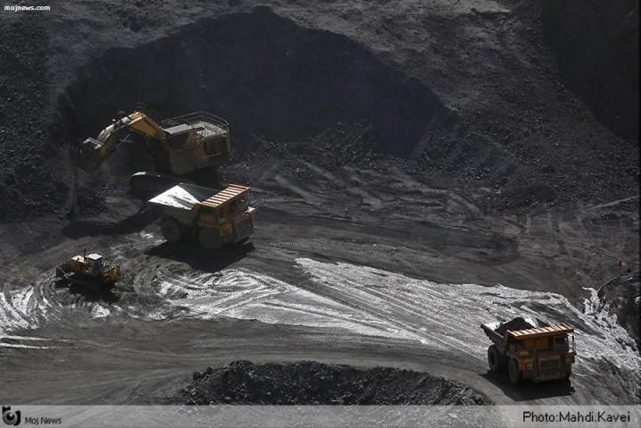 رشد ۸ درصدی تولید سنگآهن در چادرملو