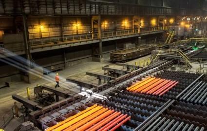 کاهش ۷ درصدی مصرف آب در شرکت ذوب آهن اصفهان