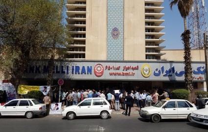 کارگران گروه ملی صنعتی فولاد ایران همچنان در انتظار دریافت حقوق معوقه