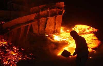کاهش تولید و ضرردهی فولادساز اوکراینی