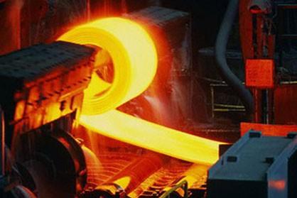 راهاندازی خط تولید کلاف گرم میلگرد صنعتی در فولاد نطنز