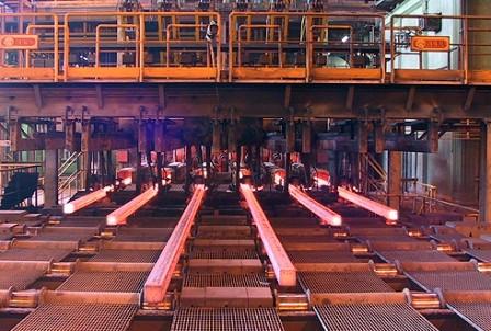رونق بازار فولاد چین و بهبود بازار سنگ آهن